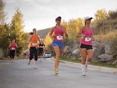 Pink Series 5k and Half Marathon