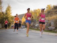 Pink Series 5k and Half Marathon