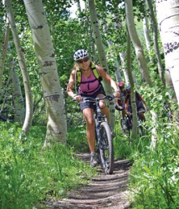 Deer Crest Trail
