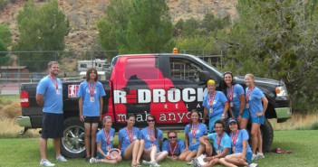 Red Rock Relay Zion