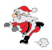 utah santa runs