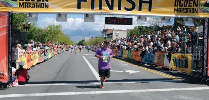 The Ogden Marathon