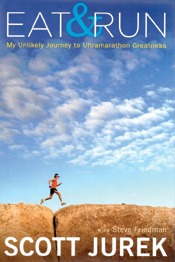 The Bookshelf: Eat and Run: My Unlikely Journey to Utlramartahon Greatness