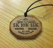 Salt Lake City Track Club Medal