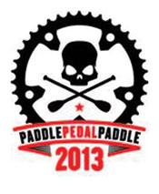 Paddle Pedal Paddle Challenge
