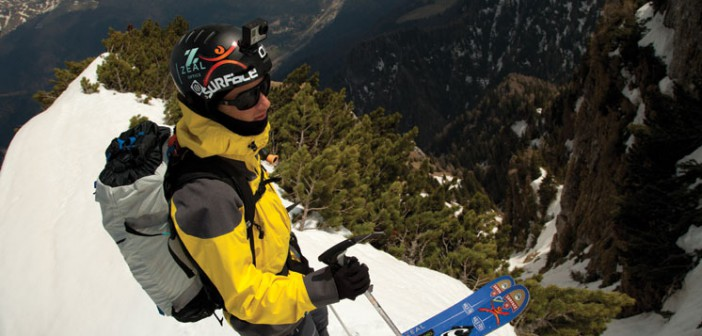 Photo of skier Leven Brody
