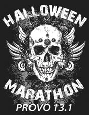 Provo Halloween Marathon, Half, 5K and Kids Run
