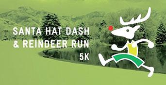 Santa Hat Dash and Reindeer Run