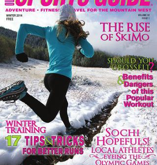 Cover for the Winter 2014 issue