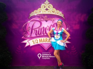 disney princess race