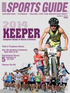 Cover for the Keeper 2014 issue