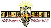 Salt Lake Marathon logo