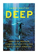 Cover image for the book, Deep.