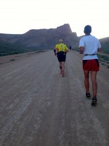 hill climb dirt road