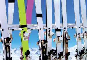 Ski Swaps on Mountain