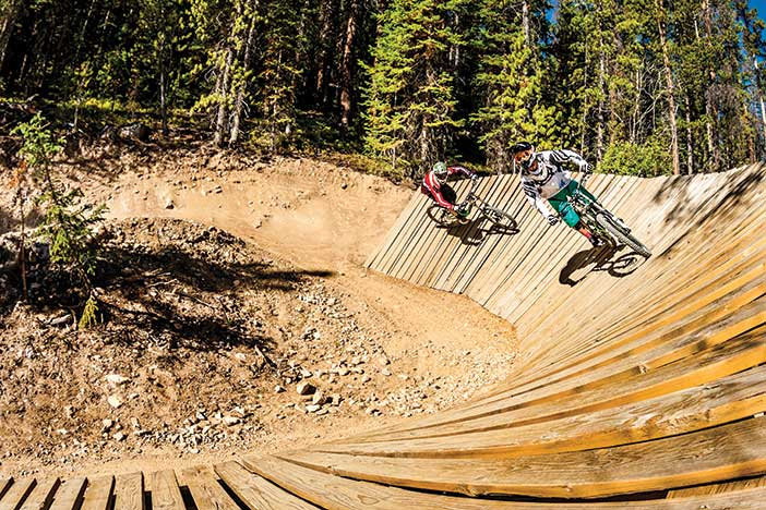 1b83bb32a84 Downhill Delight: Mountain Biking in Winter Park | Outdoor Sports ...