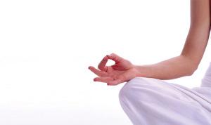 Photo of a Yoga Pose