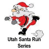 Utah Santa Run Series Logo