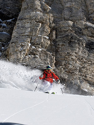 photo of alta ski resort