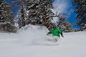 photo of beaver mountain ski resort