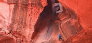 Canyoneering Photo