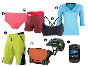 Photo of Cycling Gear
