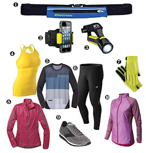 photo of Marathon gear