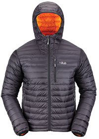 rab alpine jacket photo