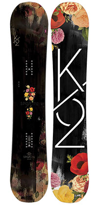 K2 Spotlite snowboard photo