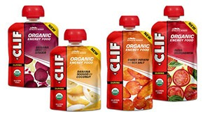 CLIF energy food photo
