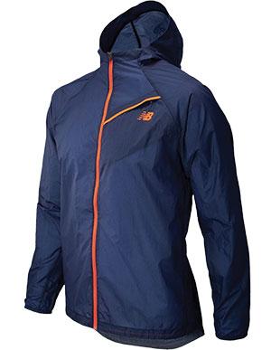 New Balance hooded jacket photo