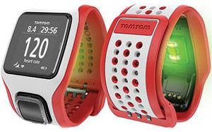 TomTom Runner Cardio Watch photo
