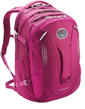 Osprey celeste daypack photo