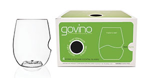 GoVino Wine/Cocktail glasses photo
