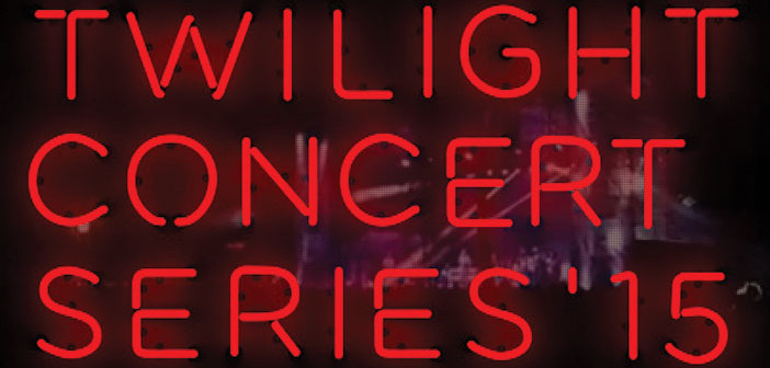 Twilight Concert Series 2015 logo