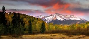 Wilson peak Telluride