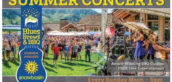 Snowbasin concerts banner