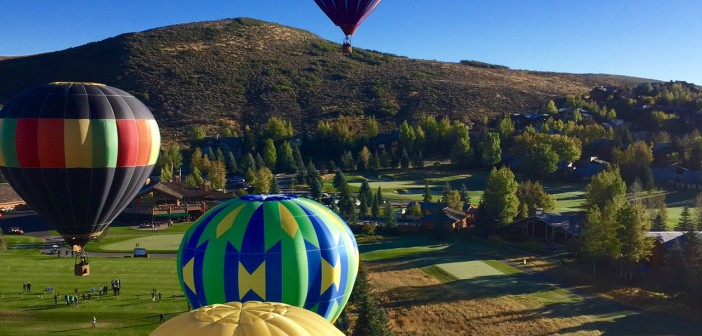 Autumn Aloft Takes Off in Park City