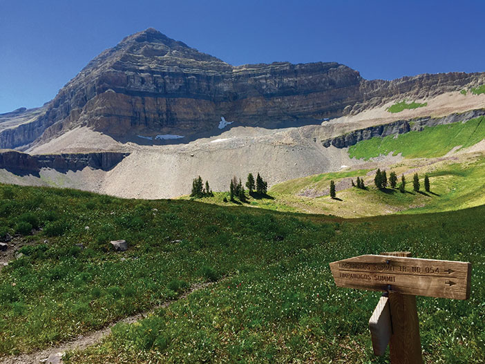 mount timpanogos photo