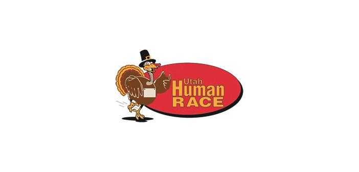 utah human race logo