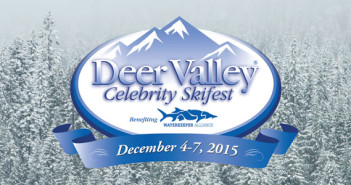 Deer Valley Celebrity Ski event