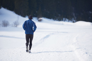 Photo of a snow runner