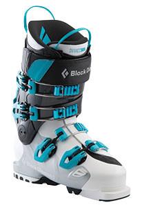 Black Diamond ski boot photo
