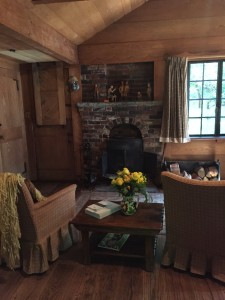 Miller Cabin Interior