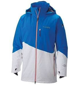Columbia Snowboarding jacket photo