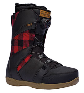 Ride snowboard boot photo