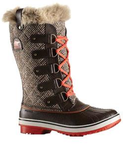 Sorel boot photo