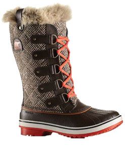 Sorel boot photo