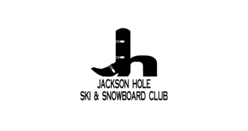 jackson hole ski and snowboard club logo