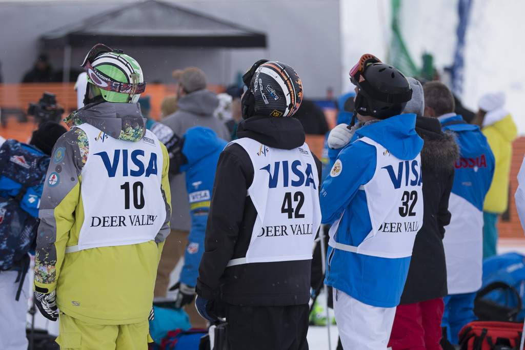 Visa Freestyle World Cup atheltes